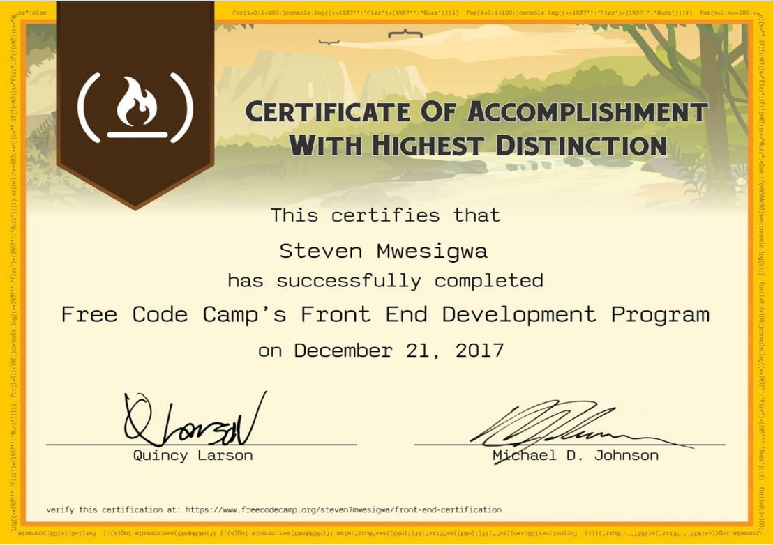 Freecodecamp build a personal portfolio webpage front end certificate from freecodecamp 1betcityfo Choice Image